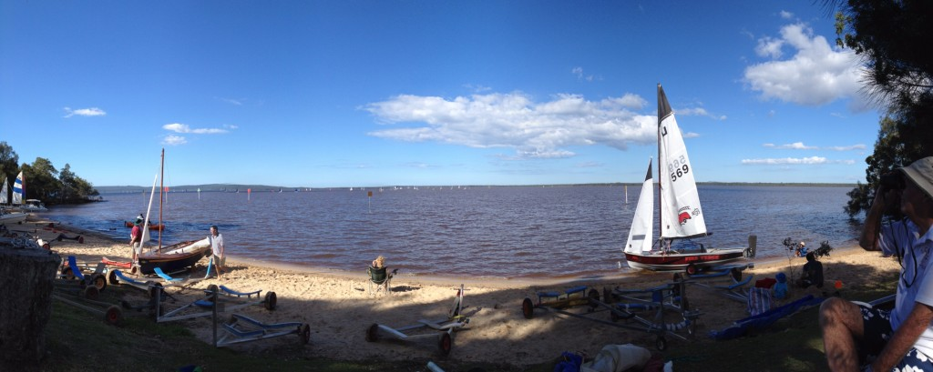 2012-2013 Nationals at Lake Cootharaba @ Lake Cootharaba Sailing Club | Boreen Point | Queensland | Australia