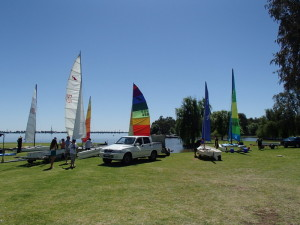 50th Australian Championships 2016 @ Yarrawonga Yacht Club | Yarrawonga | Victoria | Australia